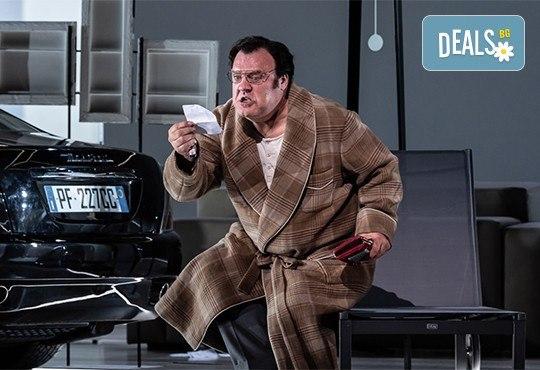 Ексклузивно в Кино Арена! Гледайте Дон Паскуале спектакъл на Кралската опера в Лондон, на 27 и 30.11. или 01.12. в кината в София и страната - Снимка 2