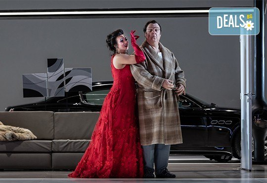 Ексклузивно в Кино Арена! Гледайте Дон Паскуале спектакъл на Кралската опера в Лондон, на 27 и 30.11. или 01.12. в кината в София и страната - Снимка 3
