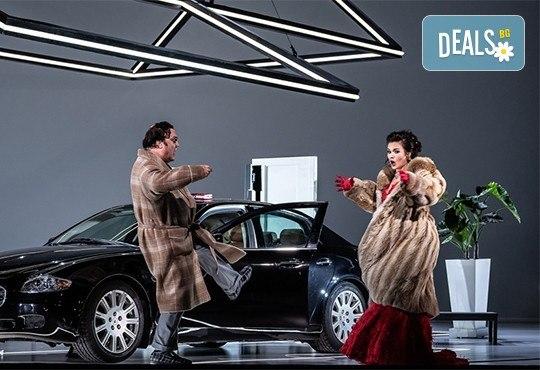 Ексклузивно в Кино Арена! Гледайте Дон Паскуале спектакъл на Кралската опера в Лондон, на 27 и 30.11. или 01.12. в кината в София и страната - Снимка 4