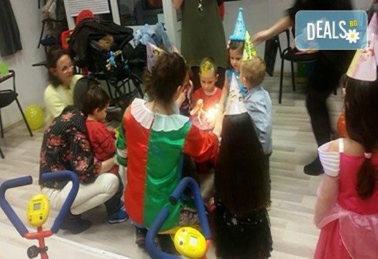 2 часа аниматор с игри и организиране на детска дискотека и караоке парти на избрано от клиента място от Детски център Приказен свят! - Снимка 5