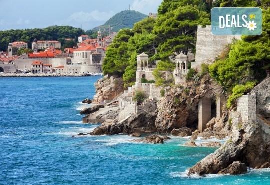 Усетете магията на Адриатика през 2020г.! 4 нощувки с 4 закуски и 3 вечери, транспорт, посещение на Дубровник, Будва, Котор, Загреб и Плитвички езера - Снимка 11