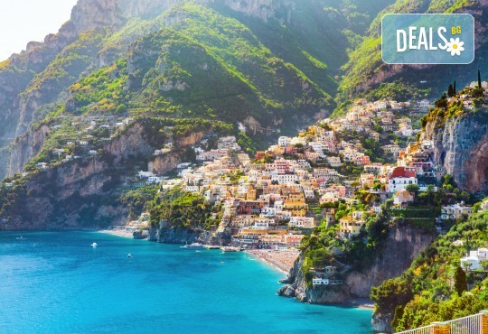 Ранни записвания за Южна Италия през 2020: 3 нощувки и закуски,