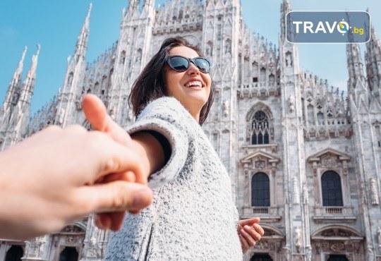 Шопинг в Милано с намаления до 80% през януари 2020-та, с Дари Травел! Самолетен билет, 2 нощувки със закуски в хотел 3* и водач - Снимка 1