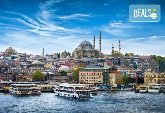 Зимна приказка в Истанбул с Комфорт Травел! 2 нощувки със закуски в Hotel Vatan Asur 4*, транспорт и посещение на Одрин - Снимка 2