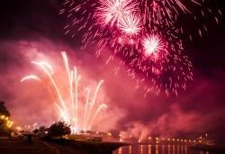 Нова година 2020 в Скопие, хотел Continental 4*, с Мивеки Травел! 2 нощувки със закуски, Новогодишна вечеря с жива музика, неограничени напитки и шоу програма! - Снимка