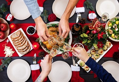 Коледа с цялото семейство в Охрид! 2 нощувки със закуски и празнични вечери, транспорт и програма в Скопие - Снимка