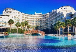 Ранни записвания за почивка през 2020 в Кушадасъ, Турция! Sealight Resort Hotel 5*, 5 или 7 нощувки на база Ultra All Inclusive, възможност за транспорт - Снимка