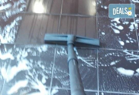 Пране на килими, пътеки и мокети, по желание в комбинация с матрак, с Rainbow и Nevada и био препарати от Минев Комфорт! - Снимка 7