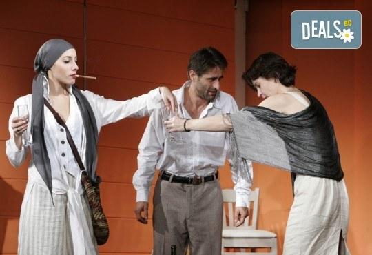 Вечер на смеха с Канкун от Ж. Галсеран на 3-ти декември (вторник) в Малък градски театър Зад канала! - Снимка 4