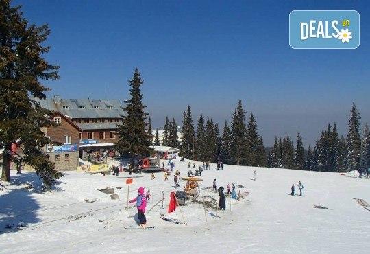 Зимно забавление! Ски или сноуборд уроци и екипировка за начинаещи на Витоша от Ски училище Делюси! - Снимка 4