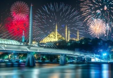 Нова година в Истанбул с Новогодишен круиз по Босфора! 3 нощувки със закуски в хотел Кichik 3*, Новогодишна гала вечеря на яхта, собствен транспорт - Снимка