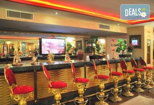 Бляскава Нова година в Анталия, Турция! Самолетен билет, 4 нощувки All Inclusive в Club Hotel Sera 5*, багаж, летищни такси, трансфери - Снимка 6