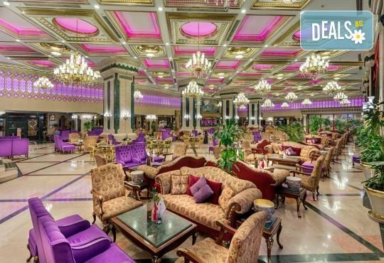 Бляскава Нова година в Анталия, Турция! Самолетен билет, 4 нощувки All Inclusive в Club Hotel Sera 5*, багаж, летищни такси, трансфери - Снимка 4