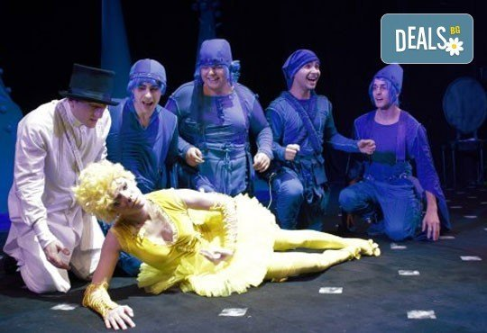 Гледайте с децата в края на декември мюзикъла Питър Пан в Театър София на 29.12., от 11 ч., билет за двама! - Снимка 2