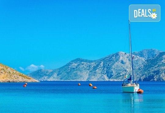 Ранни записвания за почивка на прелестния остров Корфу! 4 нощувки на база All Inclusive, транспорт и посещение на двореца Ахилион! - Снимка 1