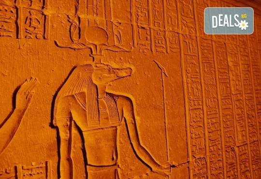 Ранни записвания за екскурзия в Египет през 2020-та! Самолетен билет, трансфери, 3 нощувки All Inclusive в Хургада, 4 нощувки FB на круизен кораб 5*, богата програма - Снимка 11