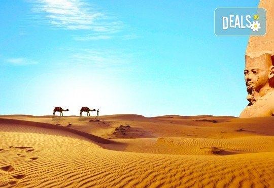 Ранни записвания за екскурзия в Египет през 2020-та! Самолетен билет, трансфери, 3 нощувки All Inclusive в Хургада, 4 нощувки FB на круизен кораб 5*, богата програма - Снимка 12
