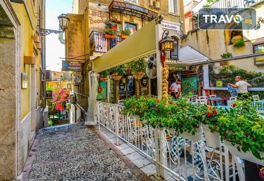 Самолетна екскурзия до Сицилия през пролетта! 4 нощувки, закуски и вечери, самолетни билети, летищни такси, водач и възможност за тур до Етна и Палермо! - Снимка 11