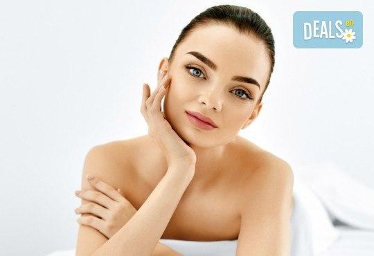 Радиочестотен лифтинг за дълбока хидратация и намаляване на фините линии на лице или лице и шия в Studio New Nail and Beauty NG в Лозенец! - Снимка 2