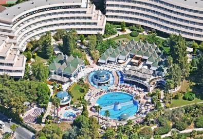 Ранни записвания за почивка в Grand Blue Sky Hotel 4*, Кушадасъ! 7 нощувки на база All Inclusive, възможност за транспорт - Снимка