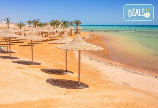 Ранни записвания за почивка в Египет през 2020-та! 7 нощувки All Inclusive в Stella Di Mare Gardens Resort & Spa 5*, Хургада, самолетен билет с директен чартърен полет и трансфери - Снимка 1
