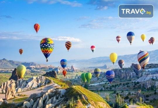 Ранни записвания за екскурзия до Кападокия през 2020 та с Премио Травел! Самолетен билет, 7 нощувки в хотели 4 и 5*, закуски и вечери, багаж, трансфери, водач - Снимка 1