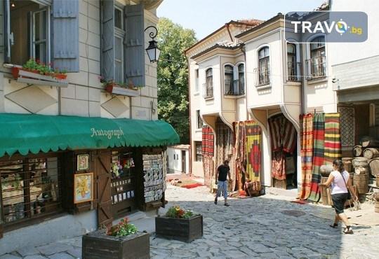 За 1 ден на Коледен фестивал Капана, Пловдив, на 21.12. или 22.12. с туроператор Поход! Транспорт, водач и разходка в Стария град - Снимка 4