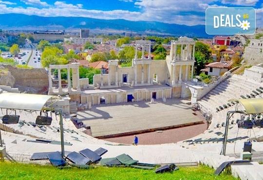 За 1 ден на Коледен фестивал Капана, Пловдив, на 21.12. или 22.12. с туроператор Поход! Транспорт, водач и разходка в Стария град - Снимка 5