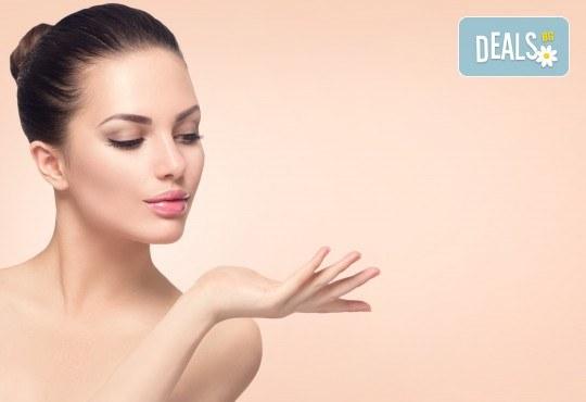 Антиейдж терапия за зряла кожа + лифтинг масаж на лице в салон за красота Женско царство - Студентски град или Център! - Снимка 3