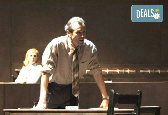 Деян Донков и Лилия Маравиля в Палачи от Мартин МакДона, на 19.12. от 19 ч. в Театър София, билет за един - Снимка 9
