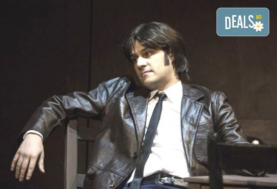 Деян Донков и Лилия Маравиля в Палачи от Мартин МакДона, на 19.12. от 19 ч. в Театър София, билет за един - Снимка 7