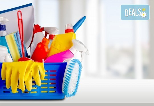 Цялостно почистване на дом до 100кв.м. + двустранно измиване на прозорци в Рената 73 ЕООД! - Снимка 2