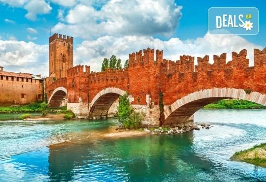 Екскурзия до Верона и Венеция през пролетта! 3 нощувки и закуски, транспорт, посещение на Сирмионе и езерото Гарда! - Снимка 9