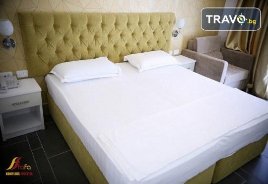 Посрещнете Нова година 2020 в хотел Fafa Premium Resort 4*, Албания, с АБВ Травелс! 3 нощувки, 3 закуски и 2 вечери, транспорт и програма в Дуръс, Скопие и Охрид! - Снимка 11