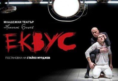 Гледайте наградения с Аскеер спектакъл Еквус на 15.01. от 19.00 ч. в Младежки театър, 1 билет! - Снимка