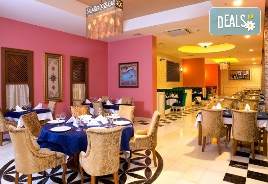 Нова година в Дидим в луксозния Venosa Beach Resort & Spa 5* с Джуанна Травел! 4 нощувки Ultra All Inclusive, Новогодишна гала вечеря, възможност за транспорт - Снимка 4
