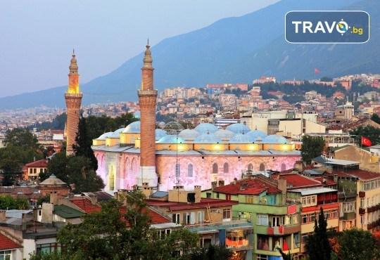 Екскурзия до Кападокия! 5 нощувки със закуски, транспорт, водач, посещение на Анкара, Коня и Бурса - Снимка 10