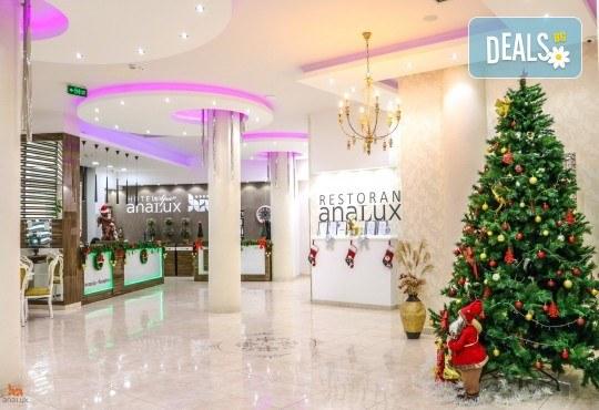 Нова година в Сърбия, Пирот! 2 нощувки със закуски в Hotel Ana Lux Spa 4*, Новогодишна вчеря с напитки в механа LANE MOJE, програма с жива музика, собствен транспорт - Снимка 6