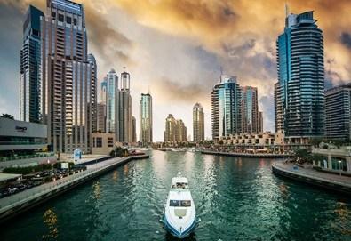 Екскурзия през януари или февруари до Дубай! 4 нощувки със закуски и вечери в Ibis Al Barsha 3*, самолетен билет и трансфери + тур до Абу Даби! - Снимка