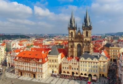 Ранни записвания за екскурзия до сърцето на Европа с Дари Травел! 3 нощувки със закуски в Прага и Братислава, транспорт и водач - Снимка