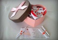 Романтика за празниците! Специален комплект игра Кама Сутра за влюбени от Just Love Day! - Снимка