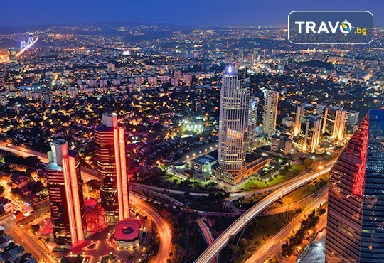 Луксозна Нова година в Mercure Istanbul & Pullman Convention Center 5*, Истанбул! 2, 3 или 4 нощувки и закуски, ползване на закрит басейн, фитнес и сауна - Снимка 8