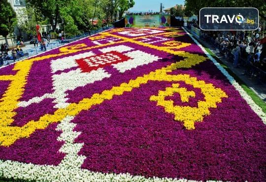 Ранни записвания за Фестивала на лалето в Истанбул с АБВ Травелс! Програма с 3 нощувки със закуски и транспорт, пешеходен тур и посещение на Одрин! - Снимка 1