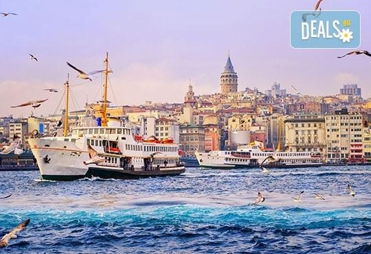 """Нова година в Истанбул, с ТА АПОЛО! 3 нощувки със закуски в Klas Hotel 4*, пешеходна обиколка в Истанбул, възможност за Новогодивна вечеря на яхта или в ресторант """"Klas""""! - Снимка 5"""