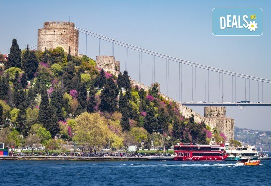 Пролетна екскурзия до Истанбул на супер цена! 2 нощувки със закуски, транспорт и посещение на Одрин - Снимка 1