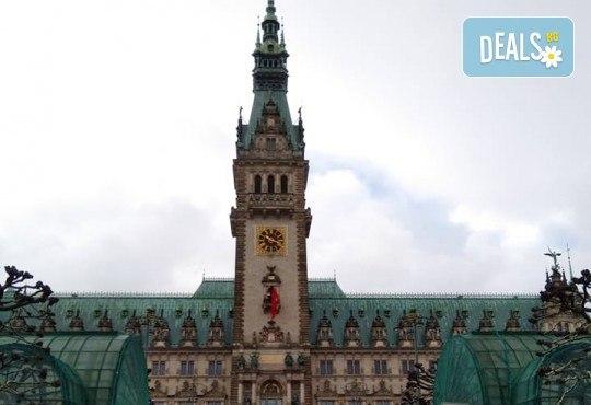 Самолетна екскурзия до Хамбург на дата по избор, с Голдън Холидейз БГ! Самолетен билет, 3 нощувки със закуски в хотел 3*, застраховка, индивидулно пътуване - Снимка 4