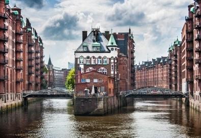 Самолетна екскурзия до Хамбург на дата по избор, с Голдън Холидейз БГ! Самолетен билет, 3 нощувки със закуски в хотел 3*, застраховка, индивидулно пътуване - Снимка