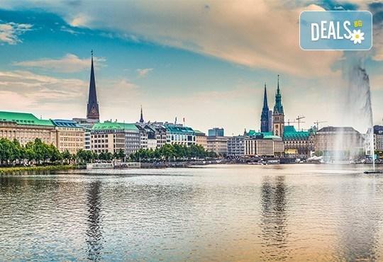 Самолетна екскурзия до Хамбург на дата по избор, с Голдън Холидейз БГ! Самолетен билет, 3 нощувки със закуски в хотел 3*, застраховка, индивидулно пътуване - Снимка 3