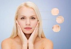 Анти ейдж терапия с коктейл от еластин и колаген + лифтинг масаж в салон за красота Вили! - Снимка
