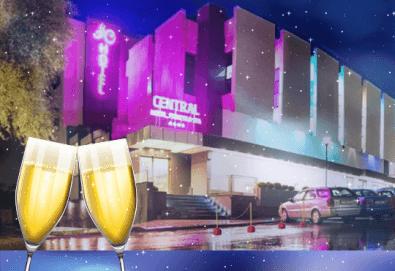 Last minute! Нова година във Северна Македония! Spa Hotel Central 4* , 2 нощувки със закуски и Новогодишна вечеря с жива музика и напитки без лимит, програма, СПА - Снимка